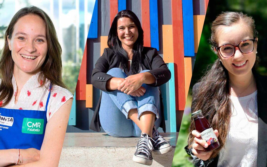 Mujeres bacanes: Destacando mujeres en la innovación y emprendimiento