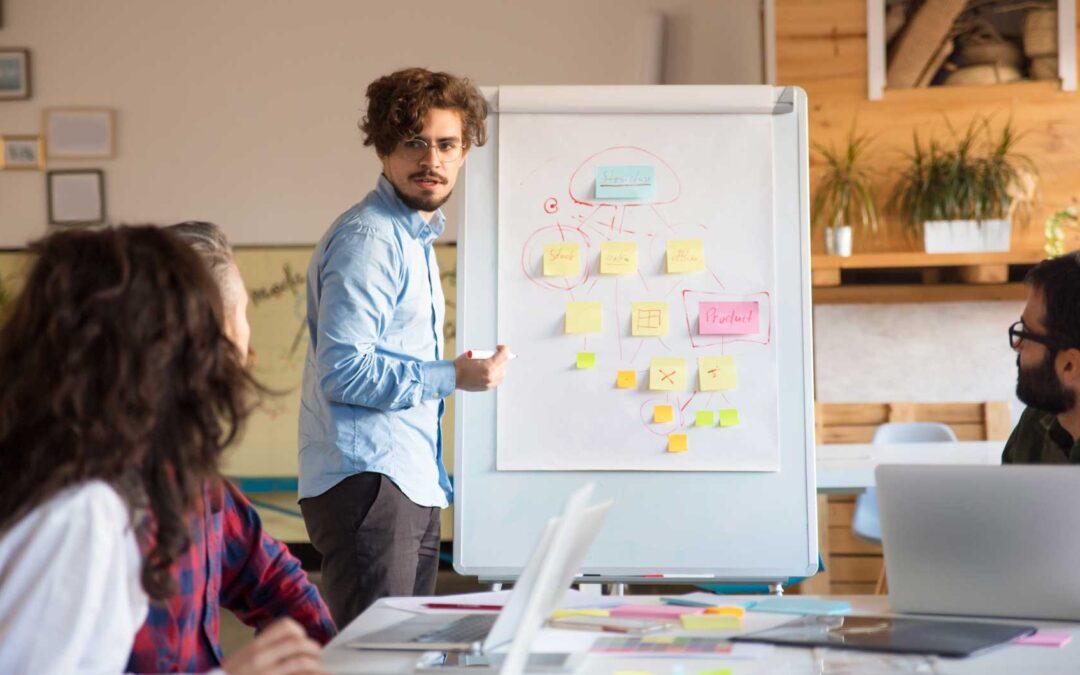 La innovación es menos un problema de ideas, que de metodología
