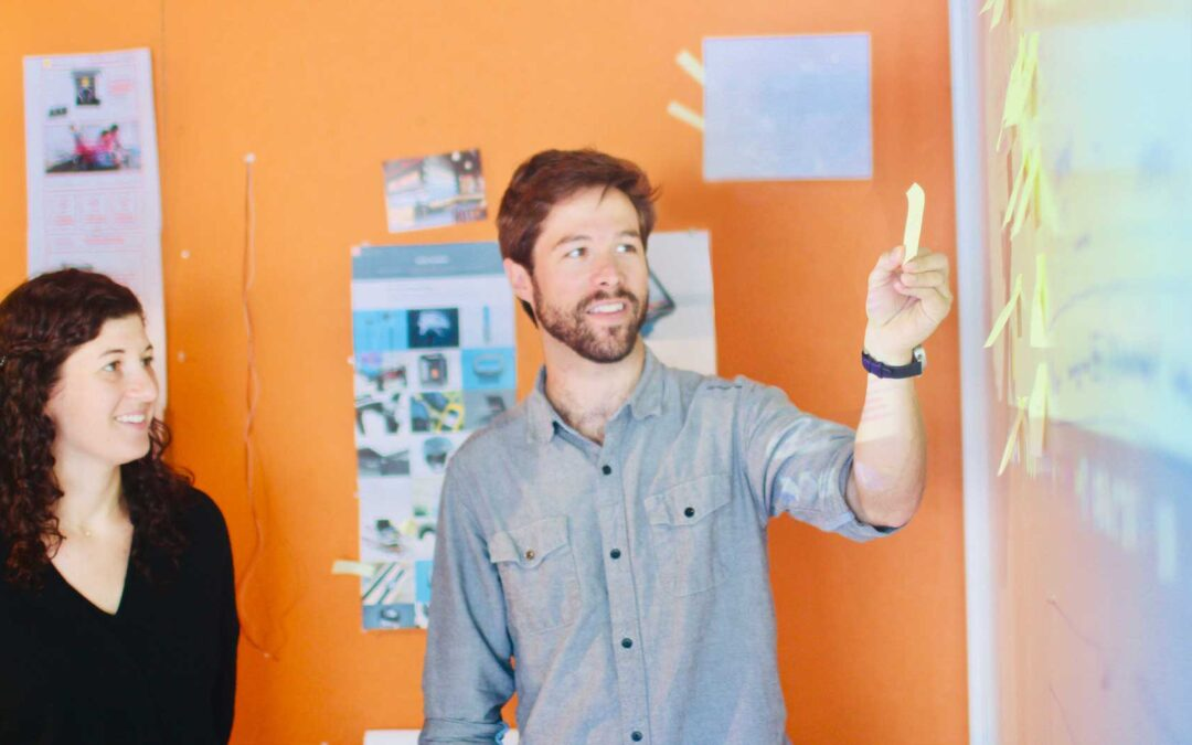 La innovación a través del Design Thinking